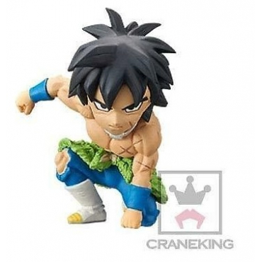 Dragon Ball Super - Figurine Broly WCF 05 DB Super Broly Vol.1