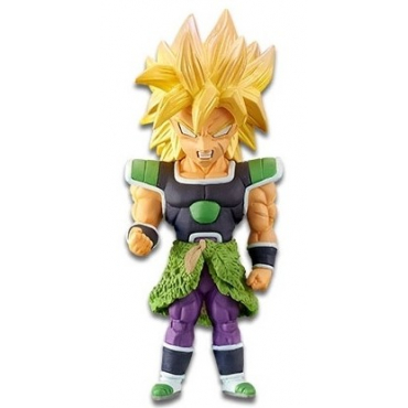 Dragon Ball Super - Figurine Broly SS WCF 08 DB Super Broly Vol.2