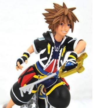 Kingdom Hearts - Figurine...