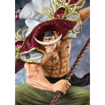 One Piece - Figurine Barbe...