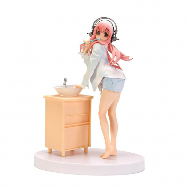 Super Sonico - Figurine Sonico Bath Version