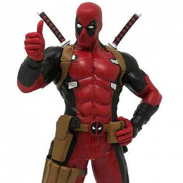 Marvel - Figurine Deadpool LPM