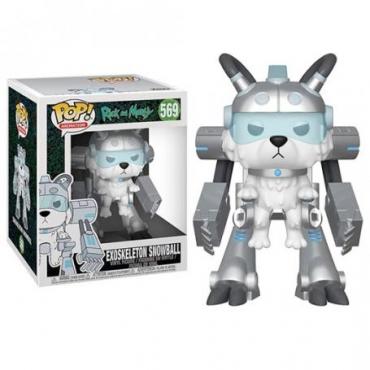 Rick Et Morty - Figurine...