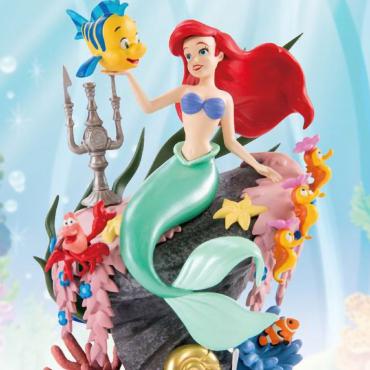 La Petite Sirene - Figurine...