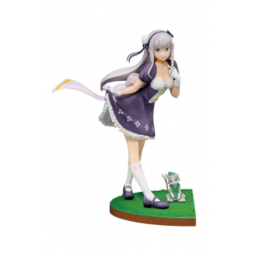 Re Zero - Figurine Emilia...