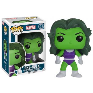 Marvel - Figurine POP She Hulk