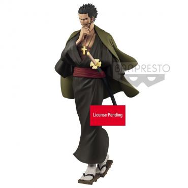 One Piece - Figurine Mihawk...