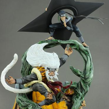 Naruto - Figurine Sandaime...