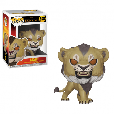 Le Roi Lion - Figurine POP...