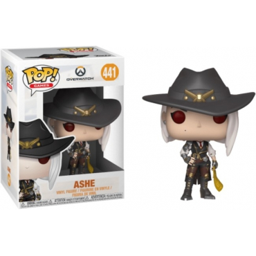 Overwatch - Figurine POP Ashe