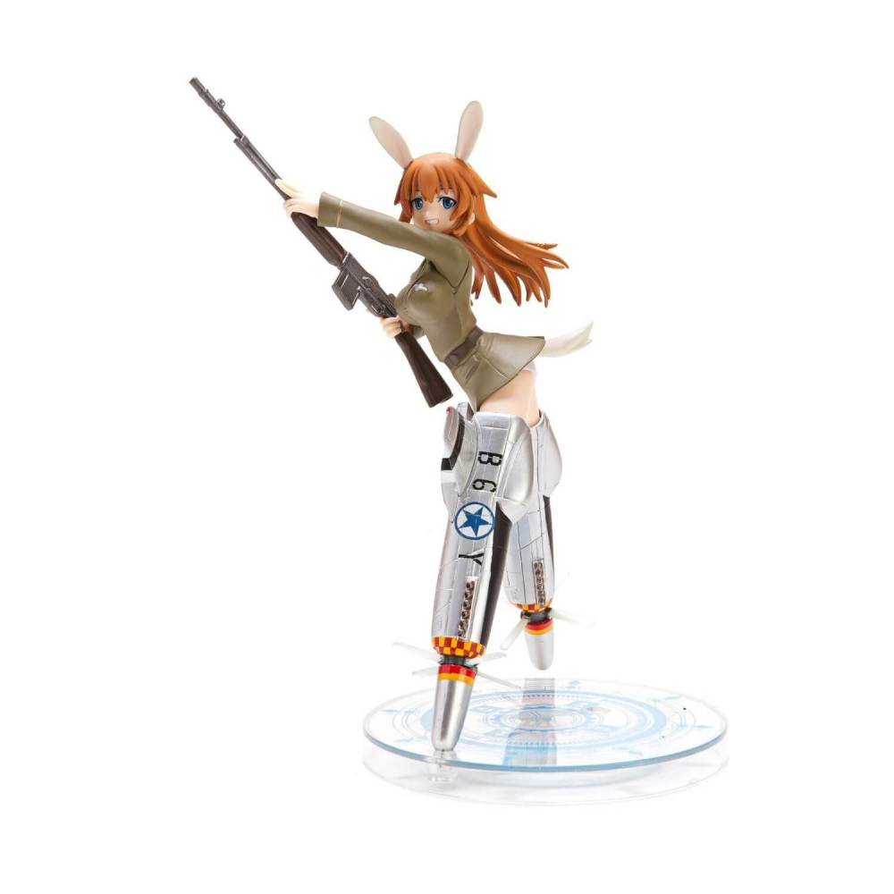 Strike Witches - Figurine Charlotte E Yeager Vol.5