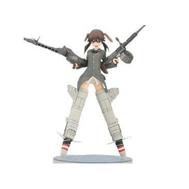 Strike Witches - Figurine Gertrud Barkhorn Vol.6