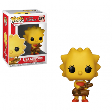 Les Simpsons - Figurine POP...