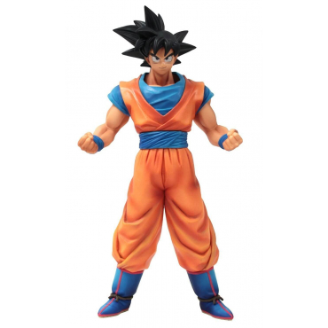 Dragon Ball Z - Figurine Goku Master Stars Piece