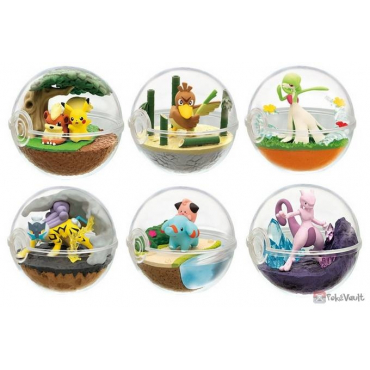 Pokemon - Figurine Caninos...