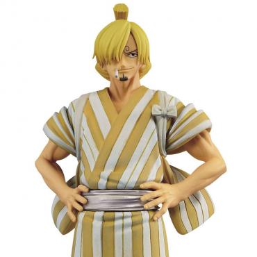 One Piece - Figurine Sanji...