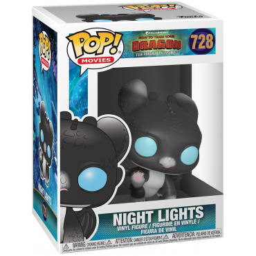 Dragons 3 - Figurine POP...