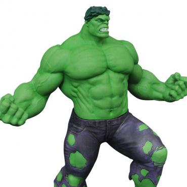 Marvel - Figurine Hulk Gallery