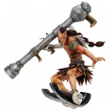 One Piece - Figurine Wyper Scultures