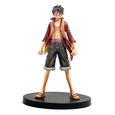 One Piece - Figurine Luffy Grandline Men Film Z