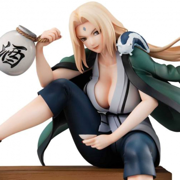 Naruto - Figurine Tsunade...
