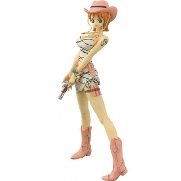One Piece - Figurine Nami Snaps 3 Collection