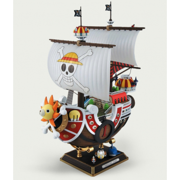 One Piece - Maquette...