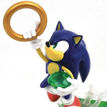 Sonic - Figurine Sonic...