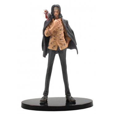 One Piece - Figurine Lucci Scultures