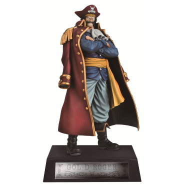 One Piece - Figurine Gold Roger Ichiban Kuji Lot A