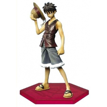 One Piece - Figurine Luffy DX Family