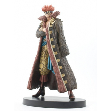 One Piece - Figurine Eustass Kid Grandline Men Vol.7