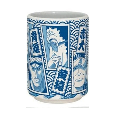One Piece - Tasse Amiraux...