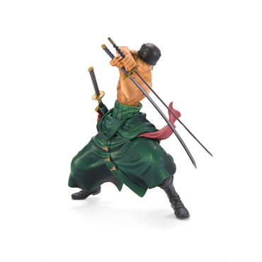 One Piece - Figurine Zoro Roronoa Scultures vol.2