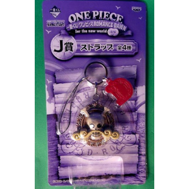 One Piece - Porte-Clé Gold...