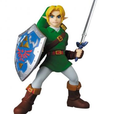 The Legend Of Zelda Ocarina...