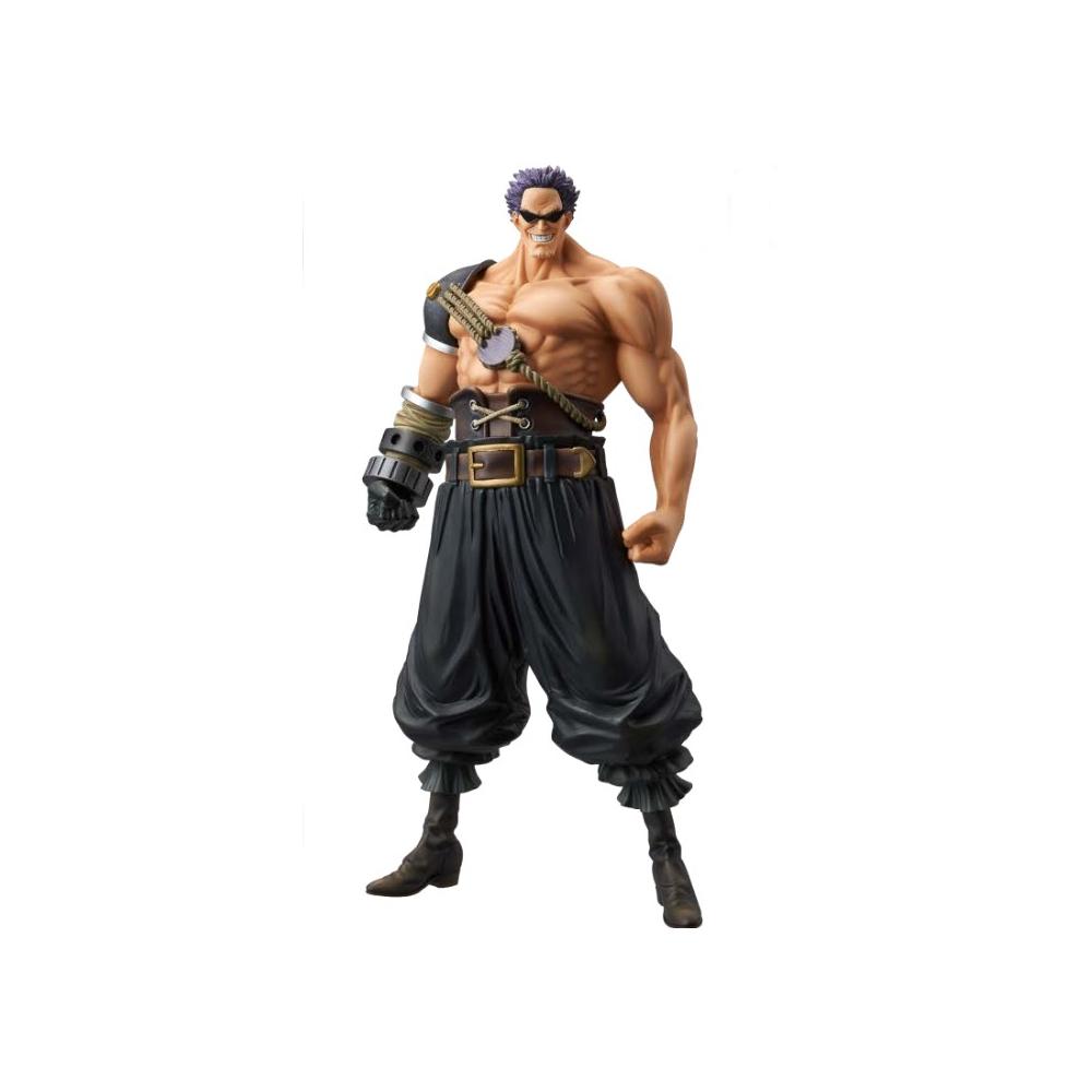 One Piece - Figurine Zetto Master Stars Piece