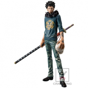 One Piece - Figurine Trafalgar Law Master Stars Piece