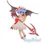 Touhou Project - Figurine Remilia Scarlet PM Sega
