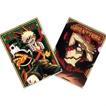 My Hero Academia - Lot De 2...