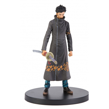 One Piece - Figurine Trafalgar Law The Grandline Men vol.18