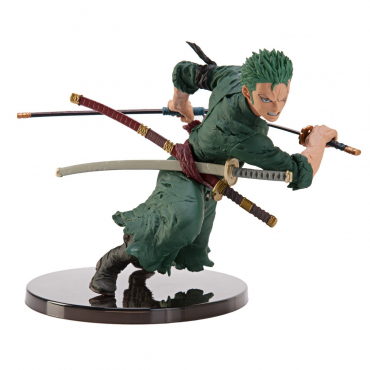 One Piece - Figurine Zoro Scultures Vol.3