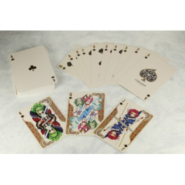 Code Geass In Wonderland - Set De Cartes Ichiban kuji Lot E
