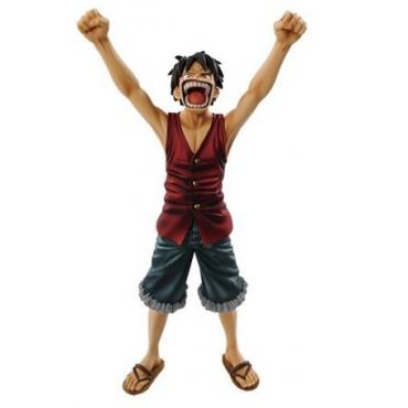 One Piece - Figurine Luffy Dramatic Showcase Saison 2 Vol.1