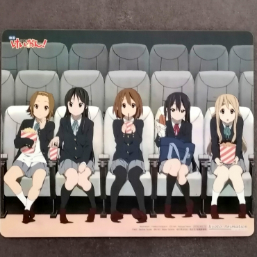K-on! - Tapis De Souris...