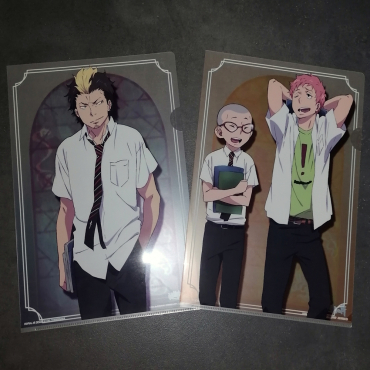 Blue Exorcist - Lot De 2...