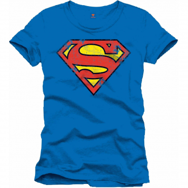 Superman - T-Shirt Homme...