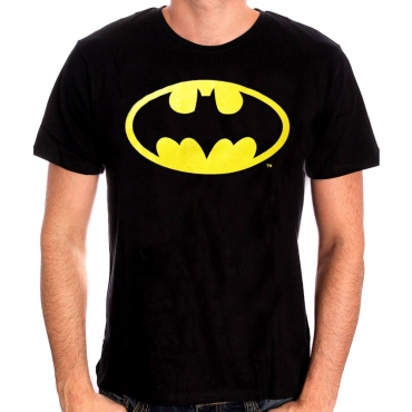 Batman - T-Shirt Homme Logo...