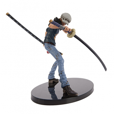 One Piece Figurine Trafalgar Law Scultures Vol.6