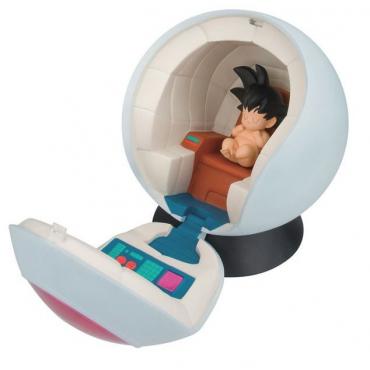 Dragon Ball Z - Figurine Goku Capsule Ichiban Kuji Lot A